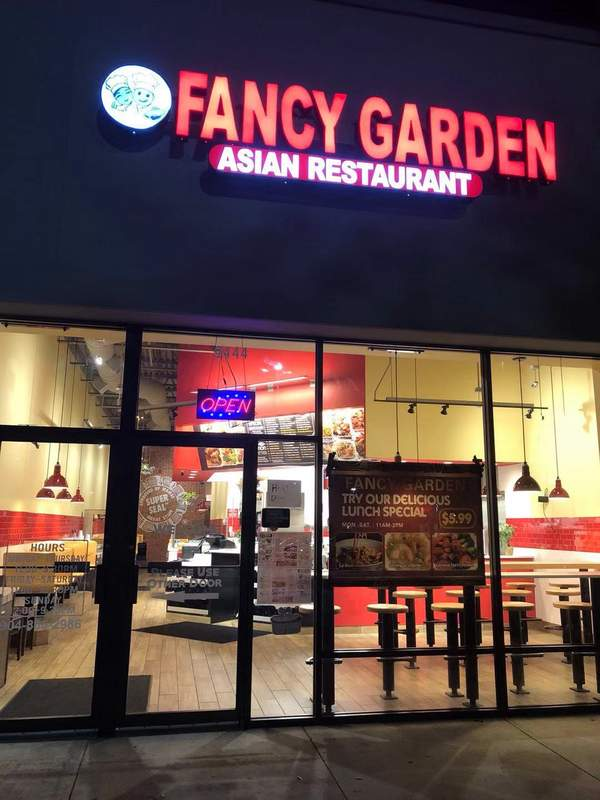 Fancy Garden Gallery #1